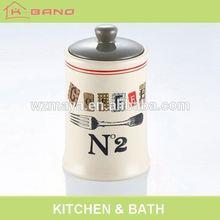 2015 New design ceramic chocolate pot