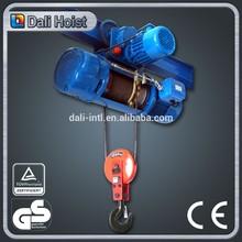 cable polipasto electrico equipos de elevacion 220V