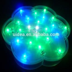 LED Color Changing Vase Light For Decoration