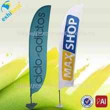 various styles aluminium flagpole for promotion