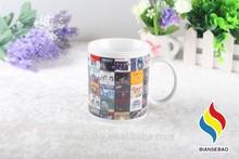 Wholesale Ceramic Photo Sublimation Mug Party Return Gifts