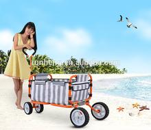 2015 Fashion Leisure Metal Folding Trolley Cart