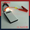 /ce fcc/rohs aprobados li-po batería 12v batería de litio de salto de refuerzo de arranque banco de energía portátil para el teléfono móvil