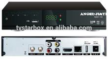 HD 1080P MPEG4+CAS+Multimedia+PVR+USB+Friend User Interface dvb c set top box