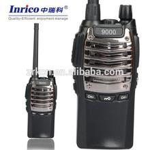 Portable Radio INRICO 5W UHF 16CH FM Radio 2 way talkie walkie (9000)