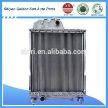 Copper/Aluminum radiator MTZ core suppliers