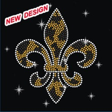special design bling crystal sticker decal for wholesale