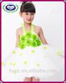 Falda de la princesa de los niños del traje de los cabritos del traje de la danza