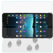 agc nano 9h original 0.33mm anti glare 2.5d edge tempered protective film for zte nubia z7 max screen protector glass