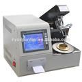 Gd-261a automático de aceite de combustibles/de aceite del transformador de copa cerrada de punto deinflamación probador