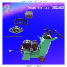 New condition portable Honda GX390 engine asphalt road cutter SQG500