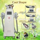 6 in 1 Best Effective !! cryo freze lipo cavitation ultraslim rf beauty machine