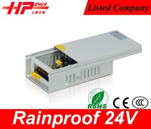 High voltage switching power supply constant voltage 220vac 50hz power adapter supply 5A 120W 24v supply power