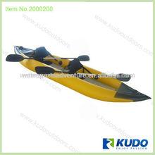 inflatable boats china / inflatable canoe double kayak