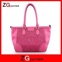 PU leather trend leather handbag sale fashion brand women bags