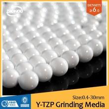 OCD industrial ceramics/composite material/yttria stabilized zirconia silicate beads
