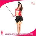 el festival de cosplay sexy mujer de disfraces de fantasía para el carnaval