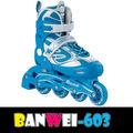 2014 nova moda bw-603 patins inline