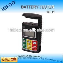 De mano digital probador de la batería BT-11 coche de prueba de la batería autozone