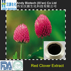 Organic Top Quality 20% Isoflavones pure red clover extract