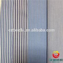 stripe soft cotton fabric