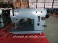 Industrial infantis máquina de costura dupla