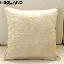 Decorbox Square Sofa Decor Mirror Work Embroidery Design Sofa Pillow
