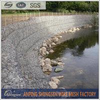 China ISO9001 Manufacturer Gabion Box Stone Cage