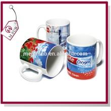 11oz Sublimation Ceramic Mug Print with Personalized Image
