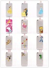 china products 2015 New arrival hot sale matte clear cartoon princess girl painting hard case for samsung I9500/S4