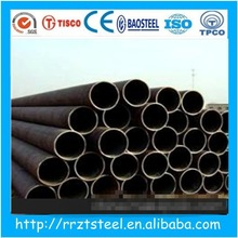 "A106 6"" Hot Rolled Seamless Pipe API 5L ASTM A53 , Galvanized / Black Carbon Steel Pipe"