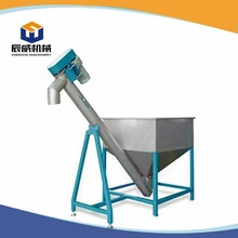 Stainless Steel flexible Inclined Screw Conveyor/Auger Feeding Machine/automatic screw feeder