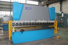 MVD Hydraulic Steel Plate Bending Machine 2mm/ ESTUN E21 NC Press Brake WC67Y-40Tx2200