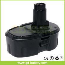 Power Tool Battery,Cordless Tool battery for Dewalt 18V DC9096 DE9039 DE9095 DE9096 battery