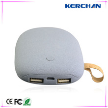 2015 new pebble design,private mode,6000mah/6600mah/7800mah power bank for macbook pro