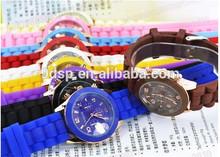 Wholesale mix color fashion 2015 new quartz silicon watch JH0167