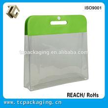 TC14042 transparent white bag