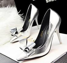 C28348A Office Women Fashion High Heel Shoes