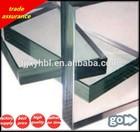 china manufacturer high strength 6+6+6 armoured glass