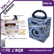 Hot sale High sensitive Radio speaker Superbass Jambox wedding favors music box