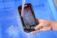 Private unique design waterproof smartphone android mobile