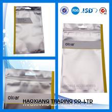 ifor ipad 6 pu leather printing case phone case packing bag zipper bag