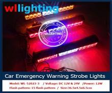 Arrow Stick LED Traffic Advisor/ Warning Stick and Traffic Director strobe light