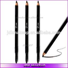 Wholesale Eye Brow Pencil with Black Mascara Brush