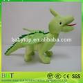 Encargo dinosaurio Animal de los juguetes de peluche y felpa juguetes de dinosaurios y pterosaurios conjunto de juguete