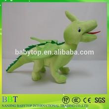 Custom Dinosaur Animal Stuffed Toys&Plush Dinosaur Toys&pterosaurs toy set