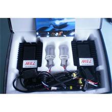 whosale price 12v 24v 75w hid xenon kit