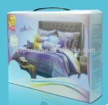large plastic bag for bedding packaging