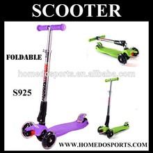 125mm big wheel mini kick mobility scooters