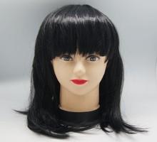 2015 Cheapest Fashion Cosplay wig,Human hair high quality pre-bond hair extension
